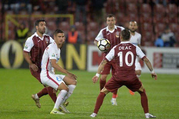 Liga 1, etapa 2 play off: CFR Cluj - Fotbal Club FCSB 1 - 1