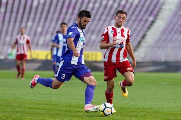 Liga 1, etapa 3 Play-out: ACS Poli Timișoara - Sepsi Sfântu Gheorghe 2 - 2
